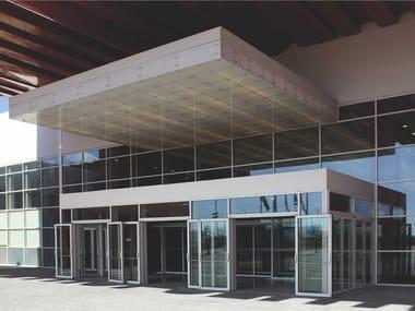 Insulated facade system SMARTIA M50