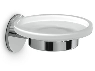 Wall-mounted glass soap dish GEA | Soap dish