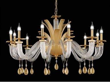 Crystal chandelier SOAR L12
