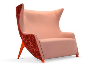 2 seater fabric sofa GEA | Sofa