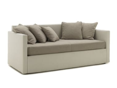 Fabric sofa bed POINT | Sofa bed