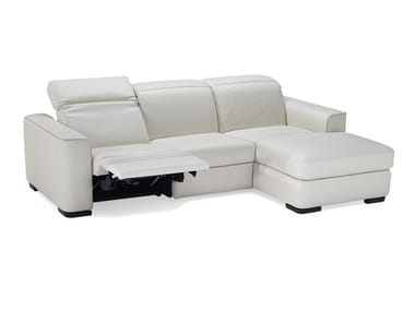 3 Seater Leather Sofa Bed With Chaise