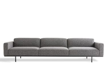 Sofa with removable cover CAP FERRAT | Sofa