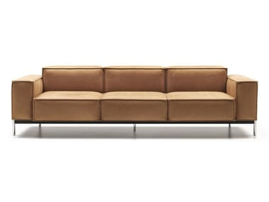 Sectional leather sofa DS-22 | Sofa