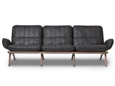 3 seater leather sofa DS-531   Sofa