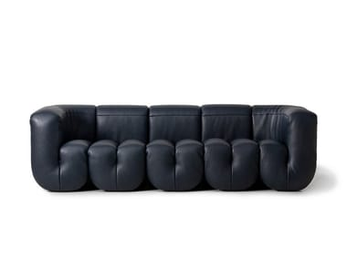Sectional leather sofa DS-707 | Sofa