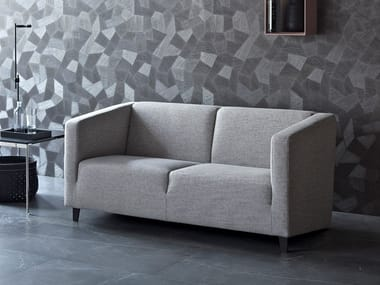 Fabric sofa with fire retardant padding STEVE | Sofa