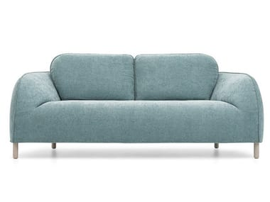 2 seater fabric sofa DOLOMIA | Sofa