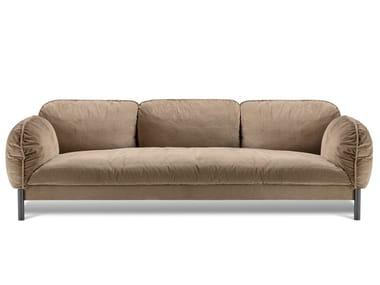 3 seater velvet sofa TARANTINO | Sofa