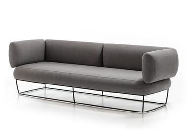 3 seater fabric sofa BERNARD | Sofa