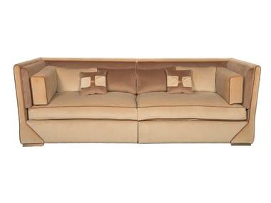 3 seater microfiber sofa COCKTAIL | Sofa