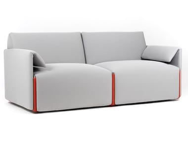 Modular fabric sofa with removable cover COSTUME | Sofa
