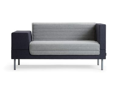 Fabric sofa LOWROOM | Sofa
