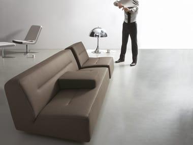 Fabric sofa WAVE | Sofa