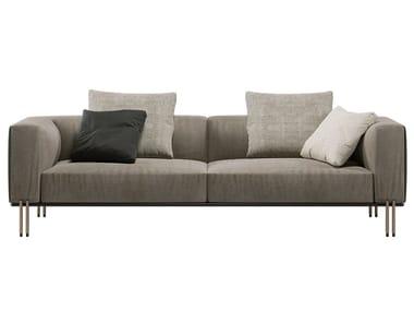 Leather sofa SOFT RATIO | Sofa