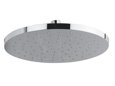 Round ABS overhead shower SOLO | ABS overhead shower