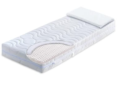 Washable breathable polyester fibre mattress SOLO BABY