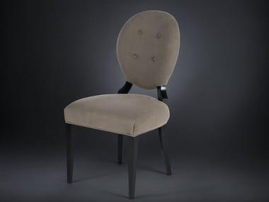 Medallion fabric chair SOPHIA