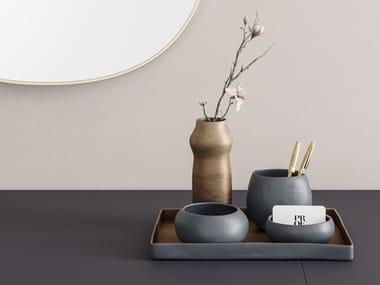 Terracotta desk set SOPHIE