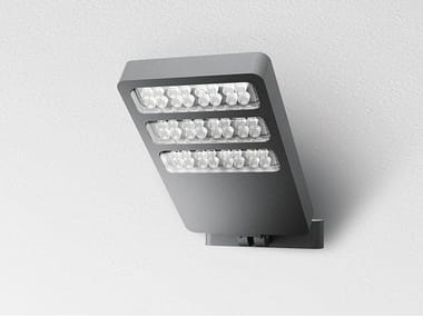 LED adjustable outdoor wall lamp SOSTITUTO SPOT | Outdoor wall lamp