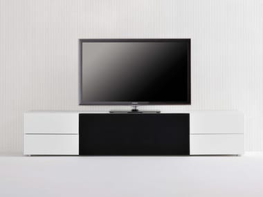 Low Modular TV Cabinet SOUND SYSTEM | TV Cabinet With Drawers