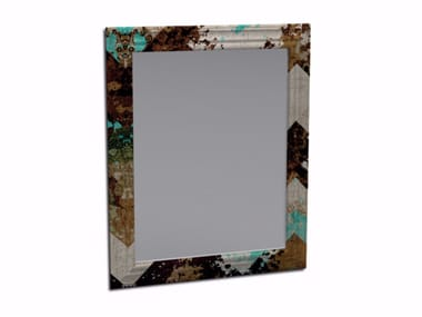Mirror with mdf shaped frame SP-41T