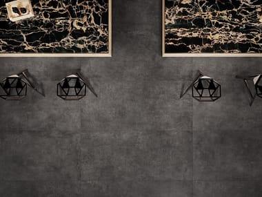 Pavimento/rivestimento in gres porcellanato per interni ed esterni SPACE PLOMB