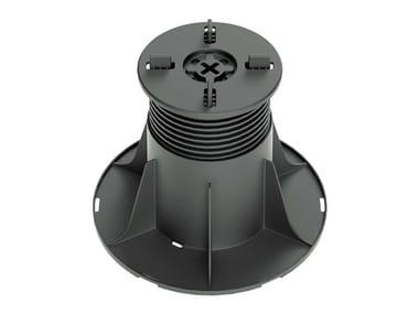 Modular system for raised flooring SPECIAL LIGHT