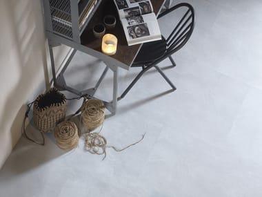 Vinyl flooring with concrete effect SPIRIT | Flooring with concrete effect