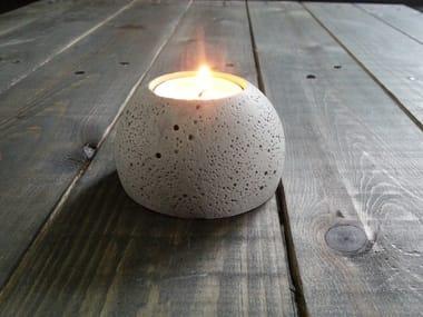 Concrete candle holder SPO1