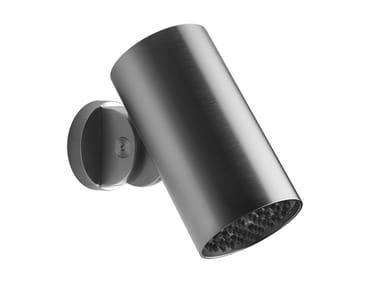 Wall-mounted steel rain shower SPOTWATER | Rain shower