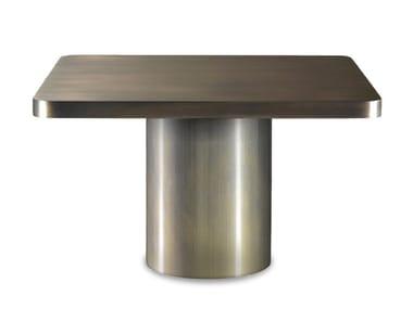 Tavolino quadrato in legno TAU   Tavolino quadrato