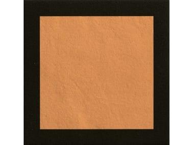 Pavimento/rivestimento in gres porcellanato smaltato SQUARE ORANGE