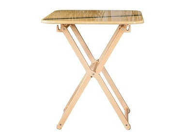Folding square high table DINGHY | Square table