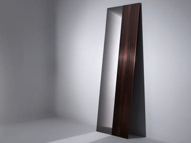 Rectangular wall-mounted mirror ST42 M