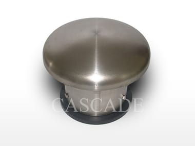 Accessory for fountain Stainless steel diffuser