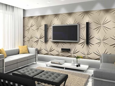 Bamboo fibre 3D Wall Cladding STAR
