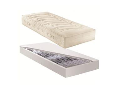 Air-Flex™ packed springs anti-bacterial mattress STEEL DUE
