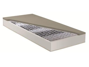 Packed springs anti-allergy Waterlily™ mattress STEEL QUATTRO
