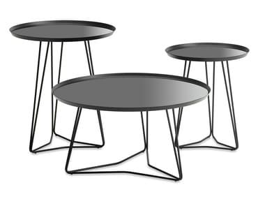 Round coffee table STELLATO