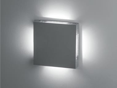 LED wall-mounted aluminium steplight STAMP | Steplight