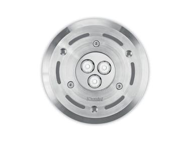Lampada ad immersione con sistema RGB a LED in acciaio inox WATERAPP | Lampada ad immersione