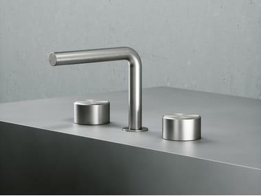 3 hole countertop washbasin tap STEREO 16 32V