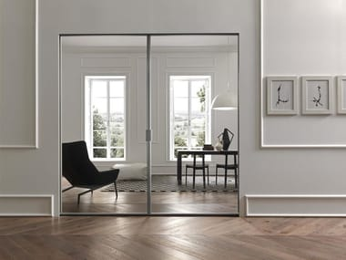 Glass And Aluminium Internal Doors Archiproducts