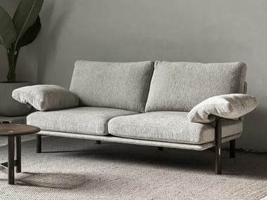 2 seater fabric sofa STILT | 2 seater sofa