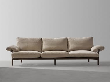 3 seater fabric sofa STILT | 3 seater sofa