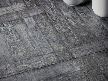 Pavimento in gres porcellanato effetto legno STIRLING LEEDS