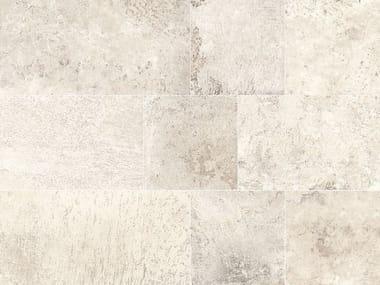 Full-body porcelain stoneware wall tiles / flooring STONE AGE Chianca