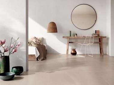 Indoor/outdoor wall/floor tiles with stone effect STONE ICONS MOCA