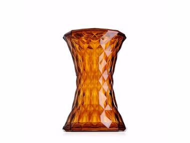 Kartell sparkle sgabello confezione da pezzo miele amazon